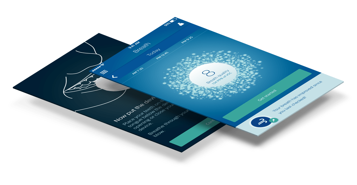 Philips Sonicare Breath App
